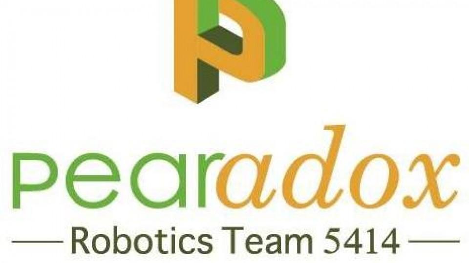 Pearadox Logo Stacked