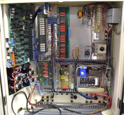 Control Panel-Before